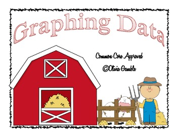 Graphing Data-Common Core Approved