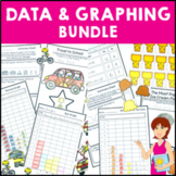 Picture Graphs with Data Collecting Bundle