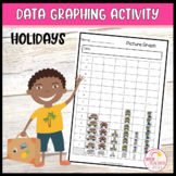 Picture Graphs Data Collecting Bar Graph Tally Marks Holidays