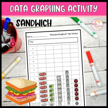 Graphing Data Pack Which type of sandwich do you like? sur