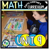 Graphing & Data {Unit 9} Early Learners Math Curriculum