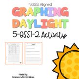 Graphing Daylight- NGSS 5-ESS1-2 Activity