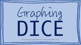 Graphing Dice: Data Activity
