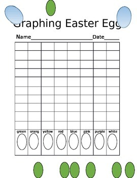 Graphing Easter Eggs