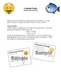 Graphing Emojis Classroom Activity