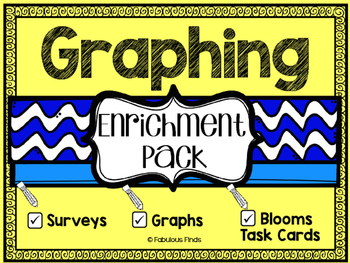 Graphing Enrichment Pack