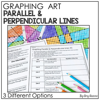 Graphing parallel and perpendicular lines worksheet pdf