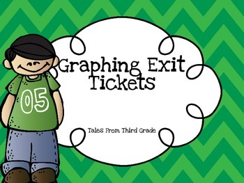 Graphing Exit Tickets