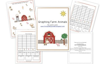 Graphing Farm Animals