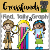 Graphing: Find, Tally and Graph- African Grasslands