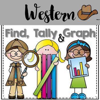 Graphing: Find, Tally and Graph- Western