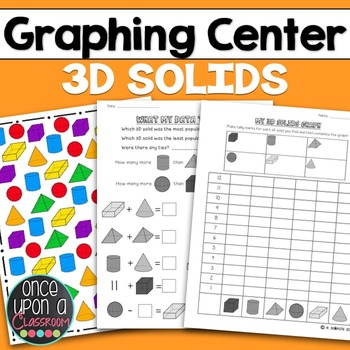 Graphing Center - 3D Solids