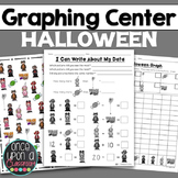 Graphing - Find it, Tally & Graph - Halloween Printables