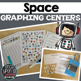 Graphing Centers - SPACE Theme