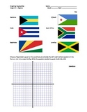 Graphing Flags Activity