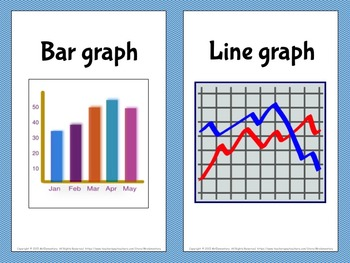 Graphing Vocabulary Interactive Notebook