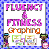 Graphing Fluency & Fitness Brain Breaks Bundle