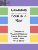 Graphing Four in a Row Game
