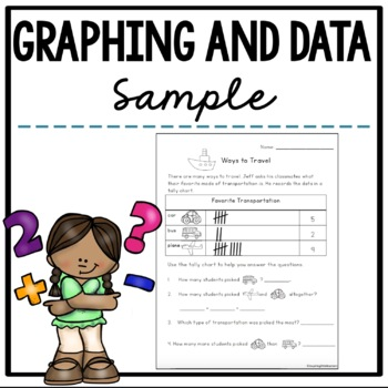 Graphing Freebie {Tally Chart}