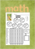 Graphing Fruit Snacks Set of 10 Group 3