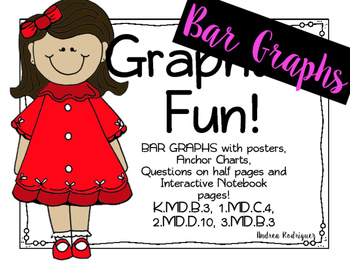 Graphing Fun! BAR GRAPHS Common Core
