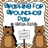 Graphing Fun For Groundhog Day!