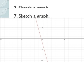 Graphing Function Transformations Review Game