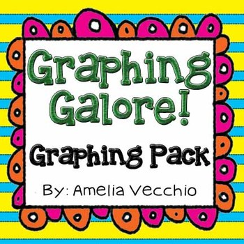 Graphing Galore! Graphing Pack