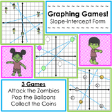 Graphing Game: Slope-Intercept Form