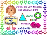 Kindergarten and Grade One Graphing Games