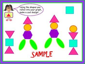 Kindergarten and Grade One Graphing Games