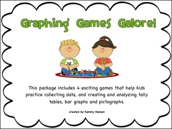 Graphing Games Galore!