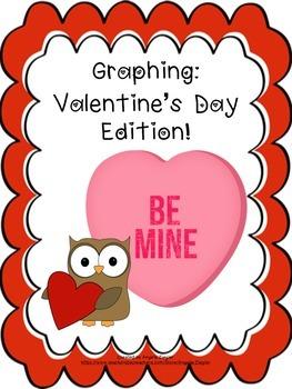Valentine's Day Math - Graphing