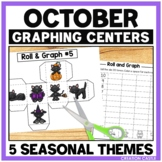 Graphing Activities for October