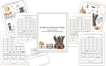 Graphing Halloween Night