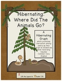 Graphing:  Hibernating:  Where Did The Animals Go?