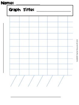 Freebie Graphing {Higher Order Thinking} First Grade Common Core Math 1.MD.C.4