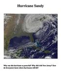 Graphing Hurricane Sandy