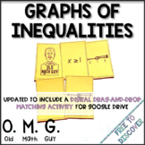 Graphing Inequalities Card Game