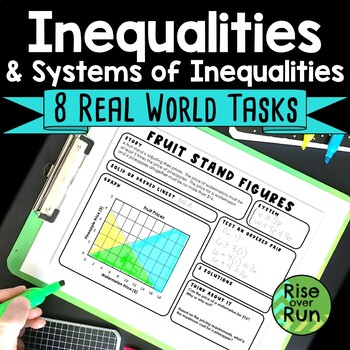 Graphing Inequalities and Systems with Two Variables
