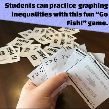 Graphing Inequalities on Number Lines - All-in-One Bundle - Activities and more!