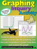 Graphing Inquiry Activity: NGSS Graphing and Data Analysis