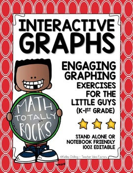 Graphing - Interactive Graphs for K-2