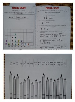 Graphing Interactive Notebook -- Grade 3 Common Core Aligned
