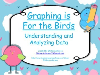 Graphing Is For The Birds