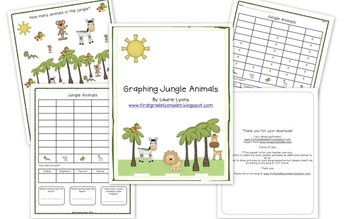 Graphing Jungle Animals