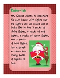 HOLIDAY Graphing Activity