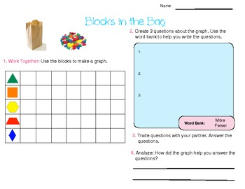 Graphing Lesson Plan