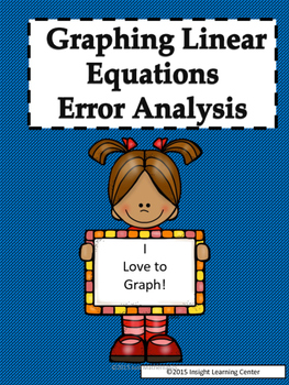 Linear Equations Error Analysis