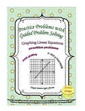 Graphing Linear Equations - Practice: Plot Points, X- and